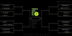 Final Trench Madness Bracket